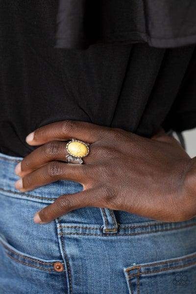 Aint No Mesa High Enough - Yellow Ring
