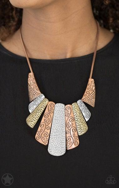 Untamed - Copper Necklace