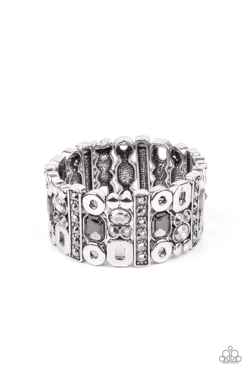Dynamically Diverse - Silver Bracelet