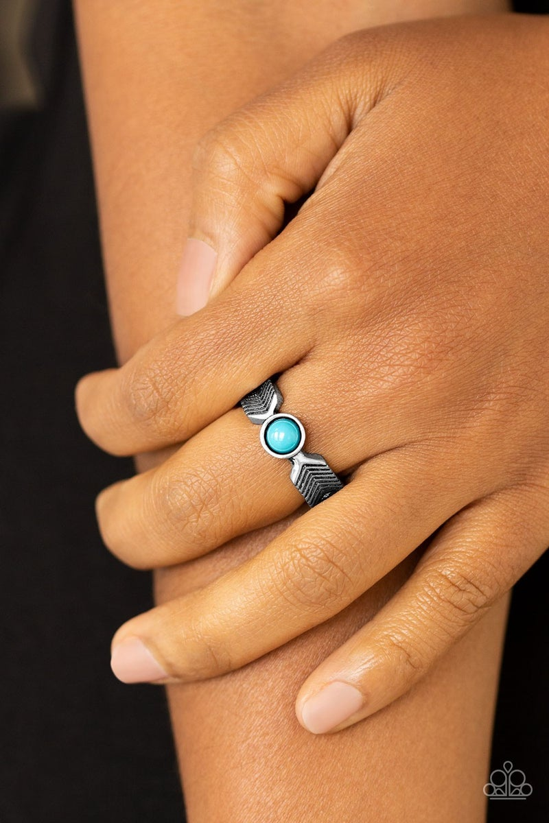 Awesomely ARROW-Dynamic - Blue Ring