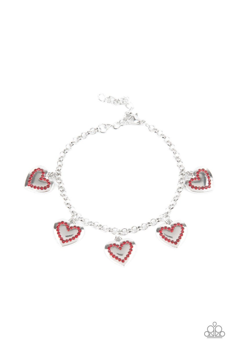 Matchmaker, Matchmaker - Red Clasp Bracelet