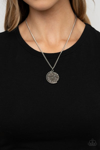 My Moon and Stars - Silver Necklace