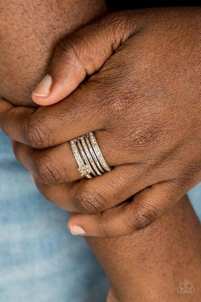 The Dealmaker - Brown Ring