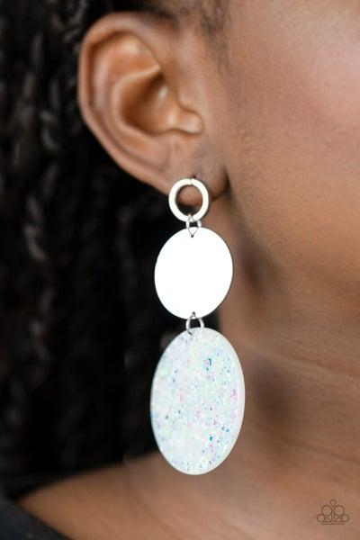 Beach Day Glow - Multi Earrings
