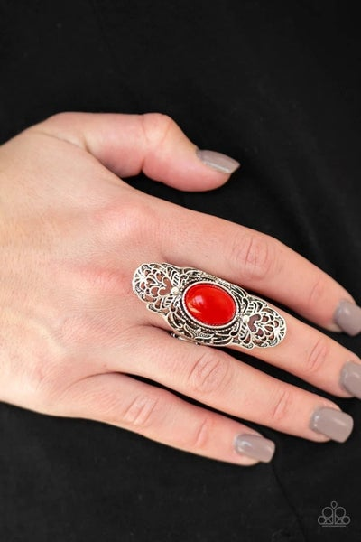 Flair For the Dramatic - Red Ring