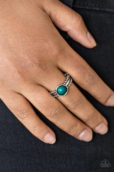 TREK and Field - Green Ring