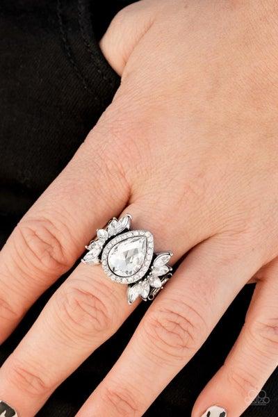 Regal Regalia - White Ring