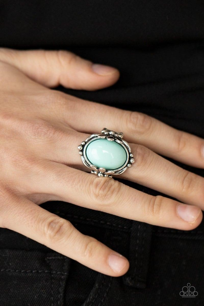 Springtime Splendor - Blue Ring