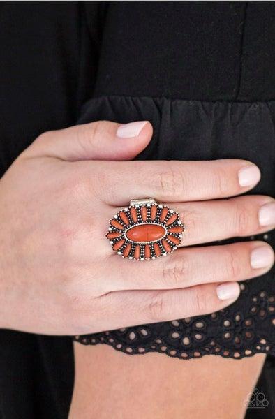 Cactus Cabana - Orange Ring