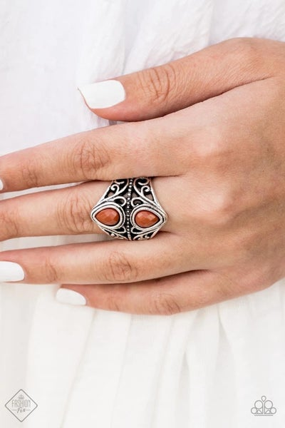 Rural Revel - Brown Ring