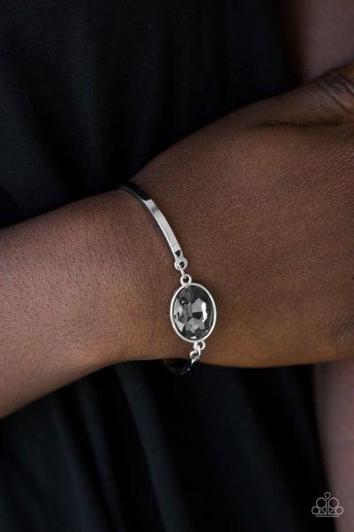 Definitely Dashing - Silver Clasp Bracelet