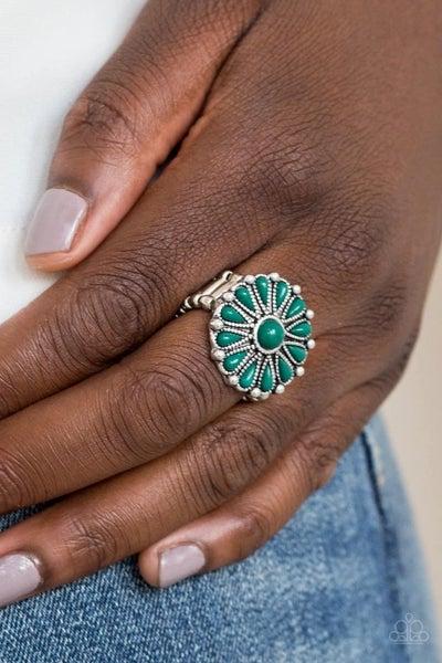 Poppy Poptastic - Green Ring
