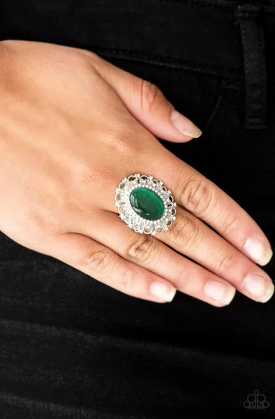 BAROQUE The Spell - Green Ring