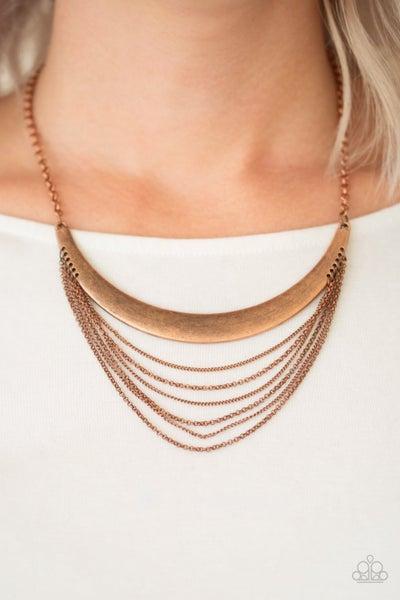 Way Wayfarer - Copper Necklace