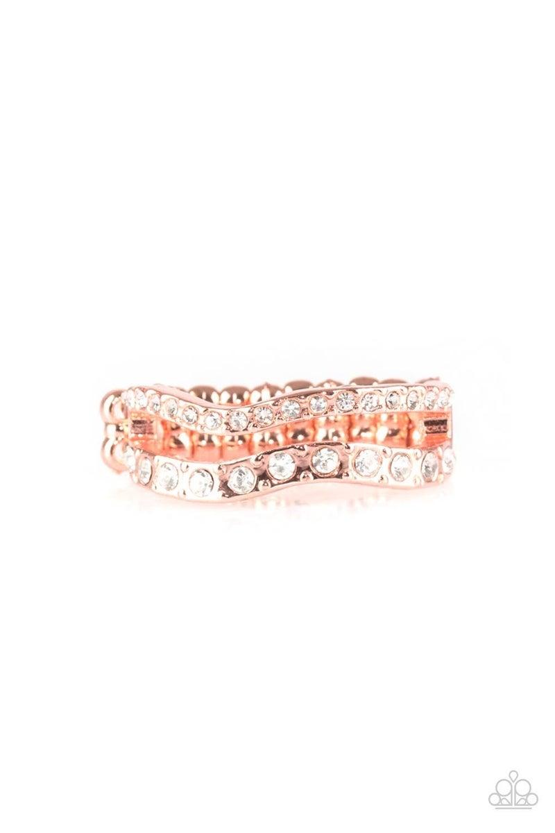 Elite Squad - Copper Ring