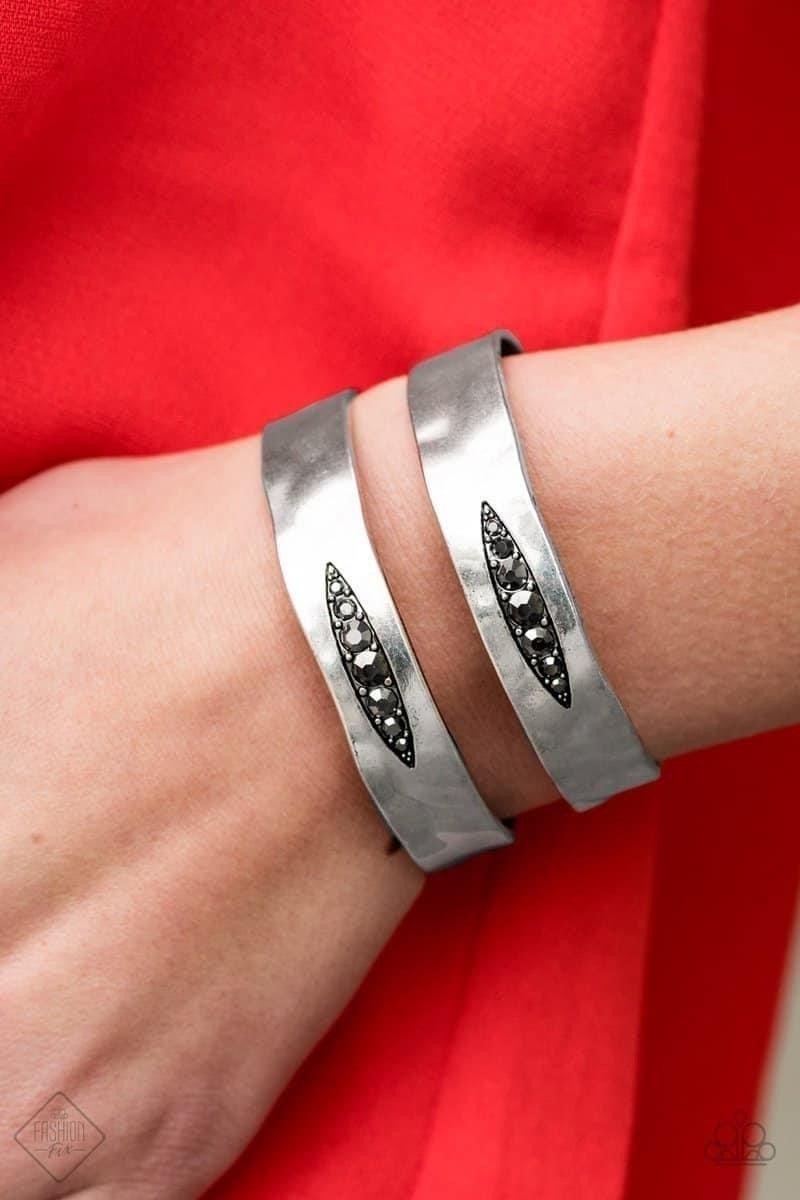 HAUTE Pursuit - Silver Cuff
