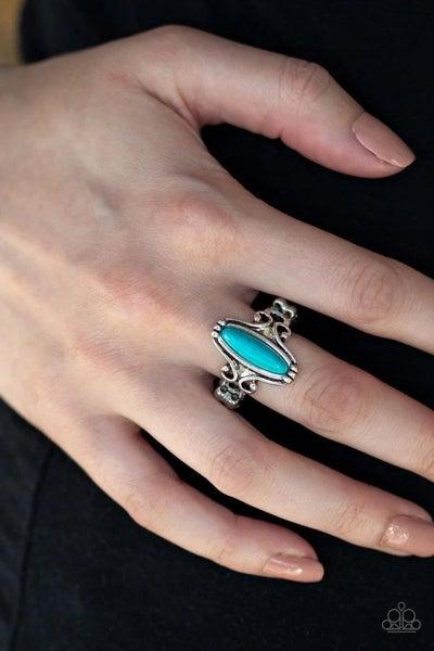 Desert Canyons - Blue Ring