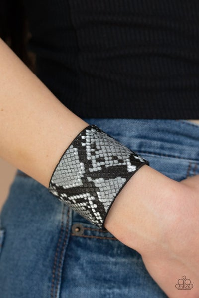 The Rest Is HISS-tory - Silver Snap Wrap