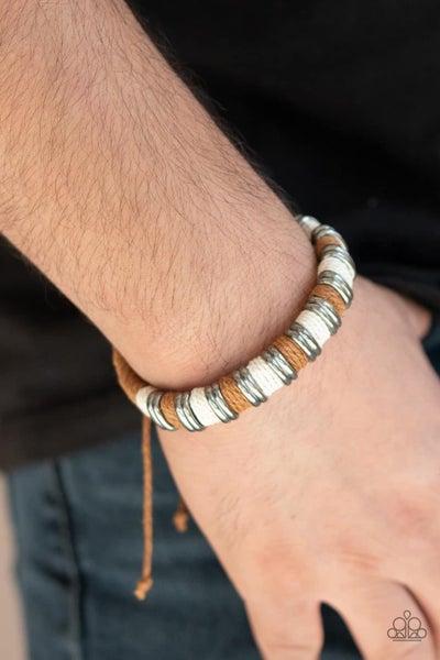 Eco Explorer - Brown Urban Bracelet