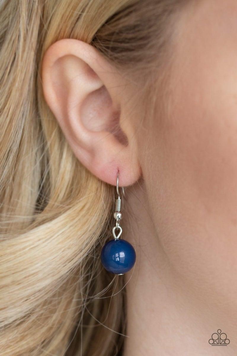 Modern Day Malibu - Blue Necklace