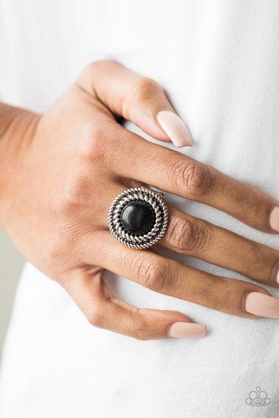 Rare Minerals - Black Ring