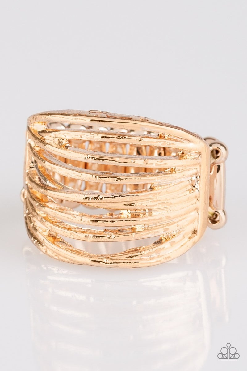 Give Me Space - Rose Gold Ring