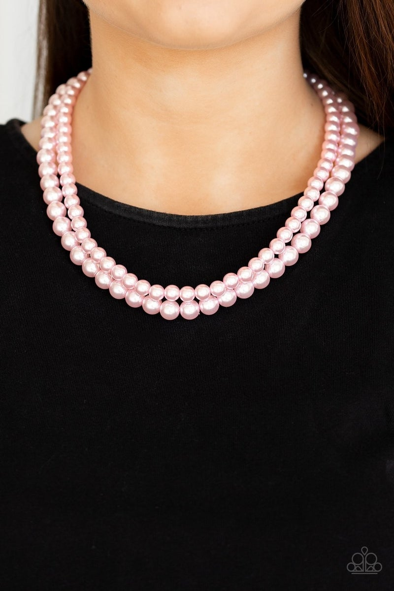 Woman of the Century - Pink Necklace