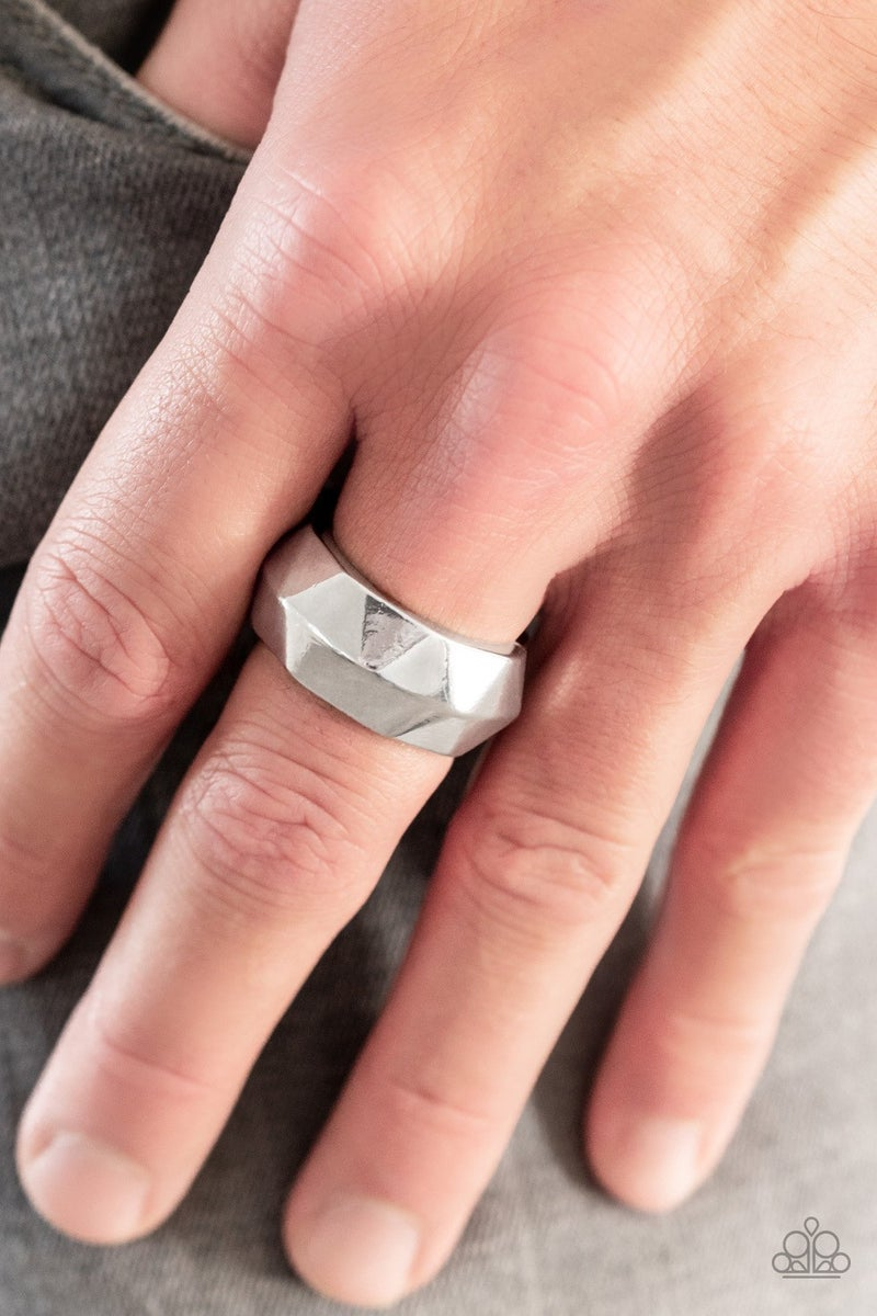 Industrial Mechanic - Silver Ring