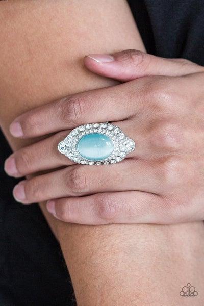 Riviera Royalty - Blue Ring