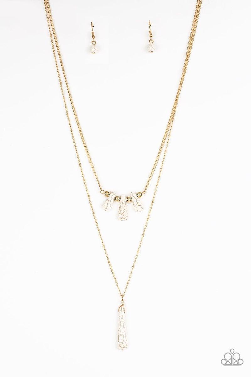 Basic Groundwork - Gold Necklace