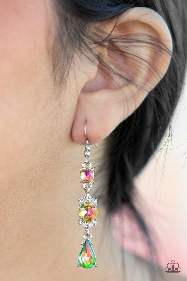 Outstanding Opulence - Multi Earrings