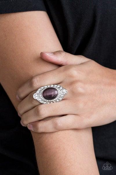 Riviera Royalty - Purple Ring