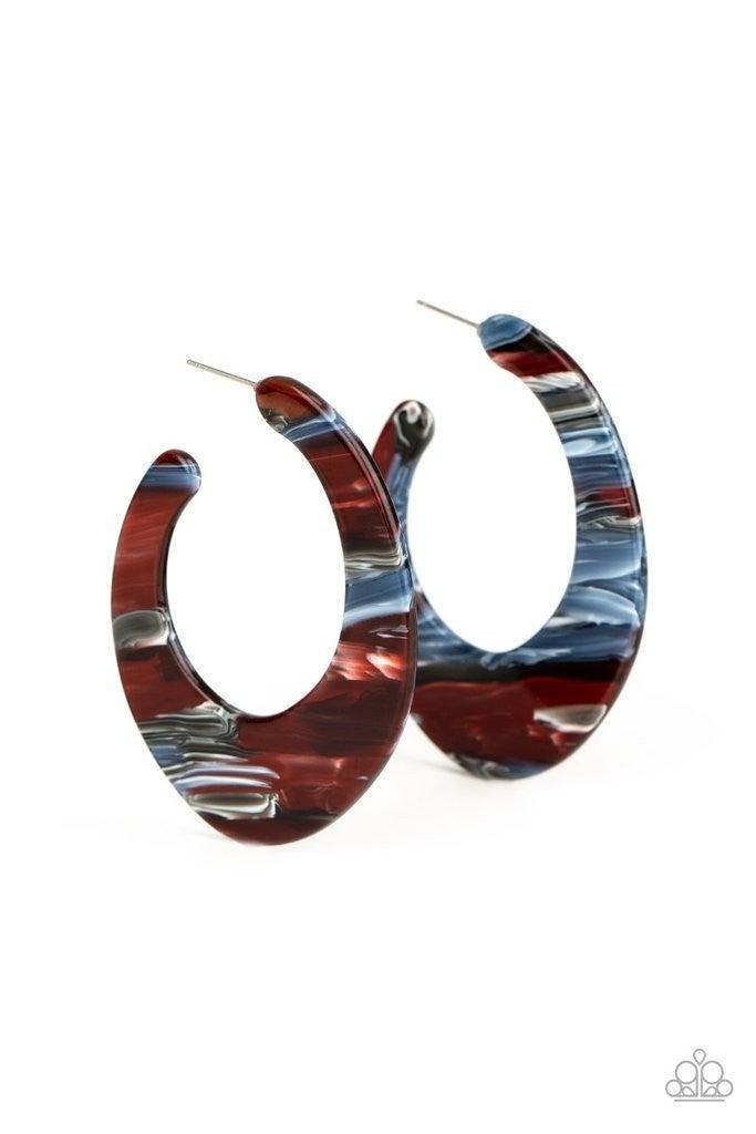 Retro Renaissance - Multi Earrings