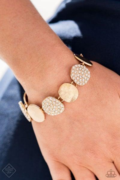 Tough LUXE - Gold Clasp Bracelet