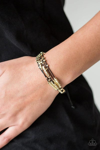 Modern Minimalism - Gold Bracelet
