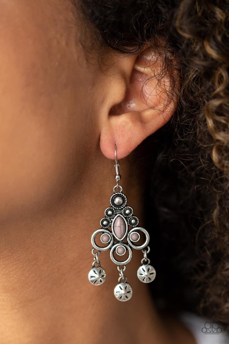 Southern Expressions - Silver Earrings