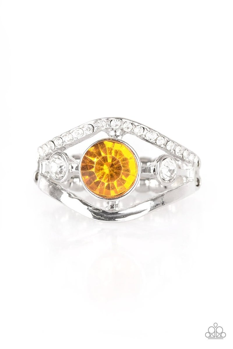 Rich With Richness - Yellow Ring
