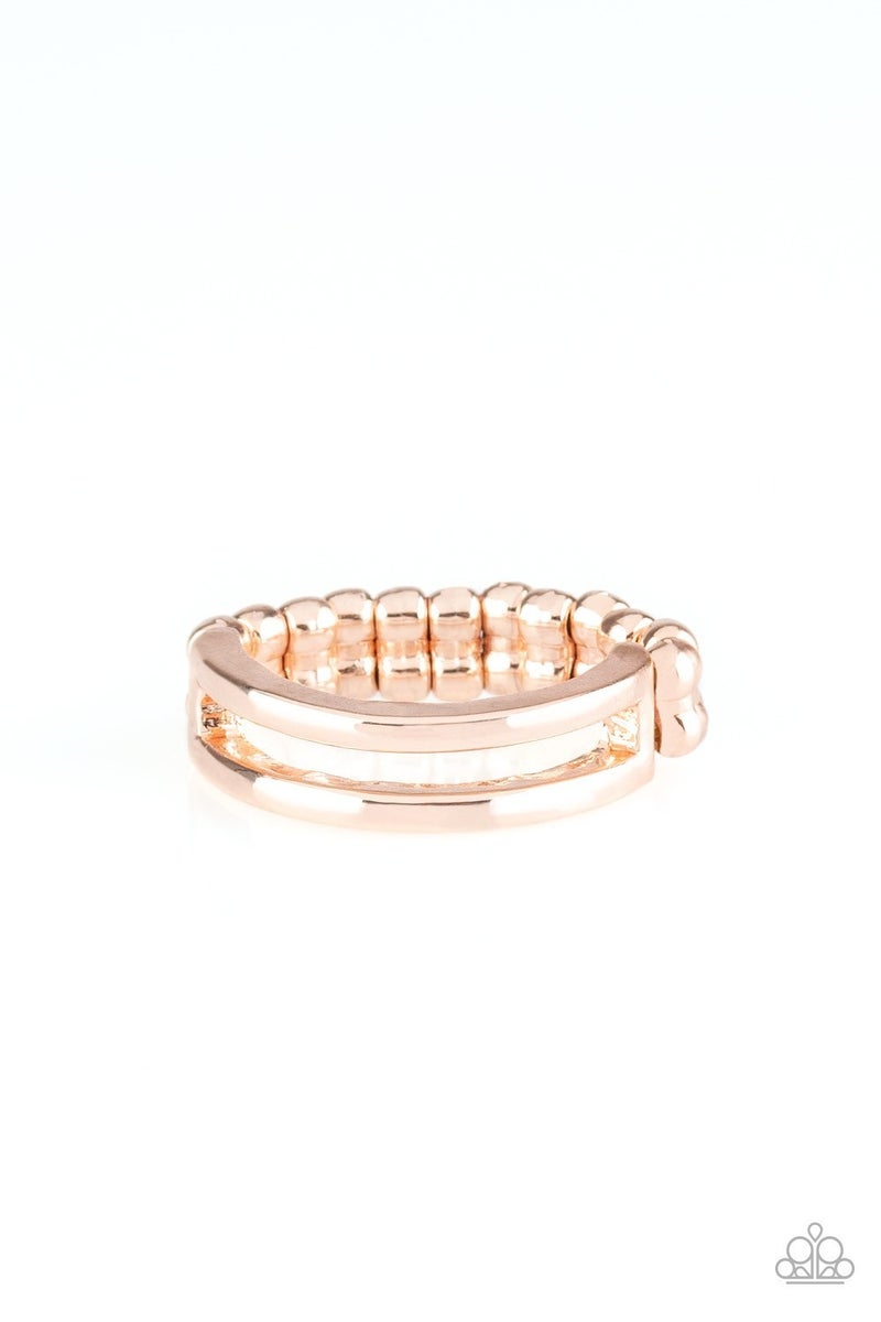I Need Space - Rose Gold Ring