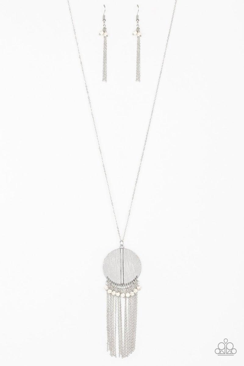 Get a ROAM - White Necklace