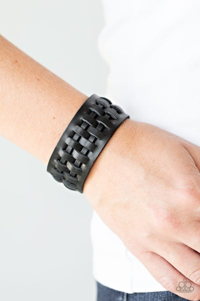 Country Life - Black Urban Bracelet