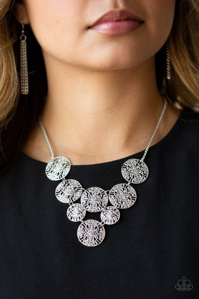Malibu Idol - Silver Necklace