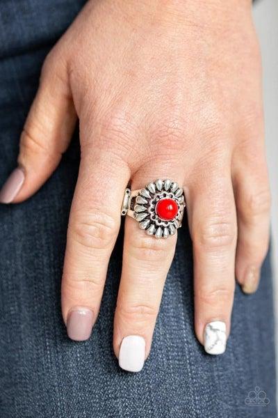 Poppy Pep - Red Ring