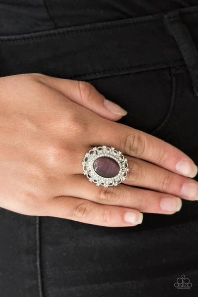 BAROQUE The Spell - Purple Ring