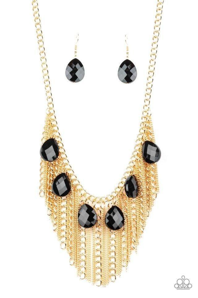 Vixen Conviction - Gold Necklace