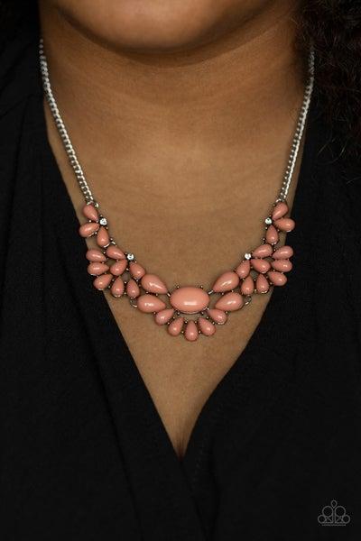 Secret GARDENISTA - Pink Necklace
