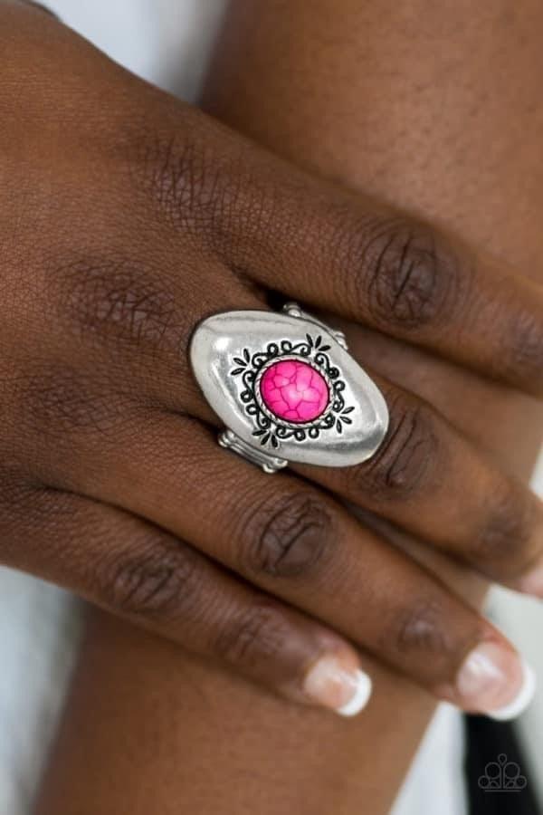 Stone Gardens – Pink Ring