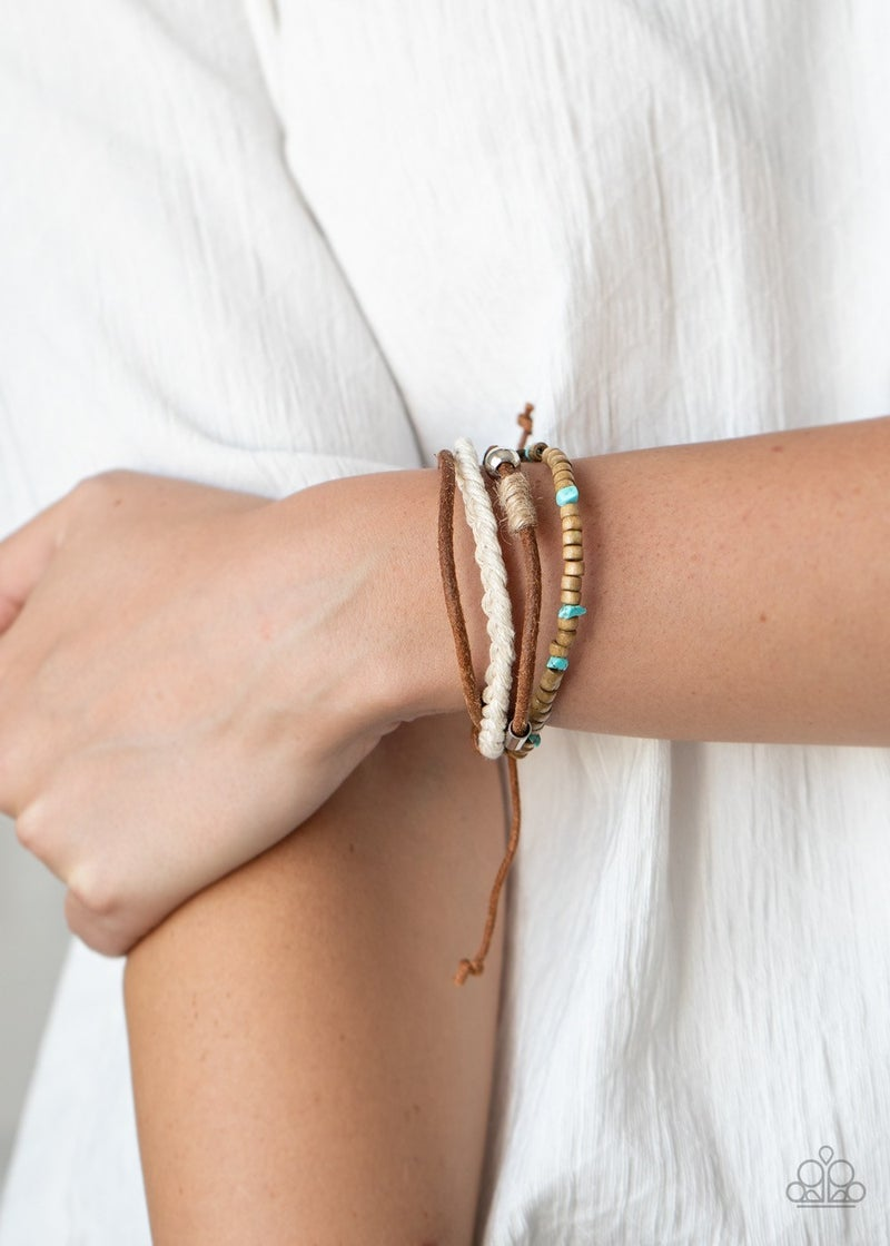 Sahara Pilgrim - Blue Urban Bracelet