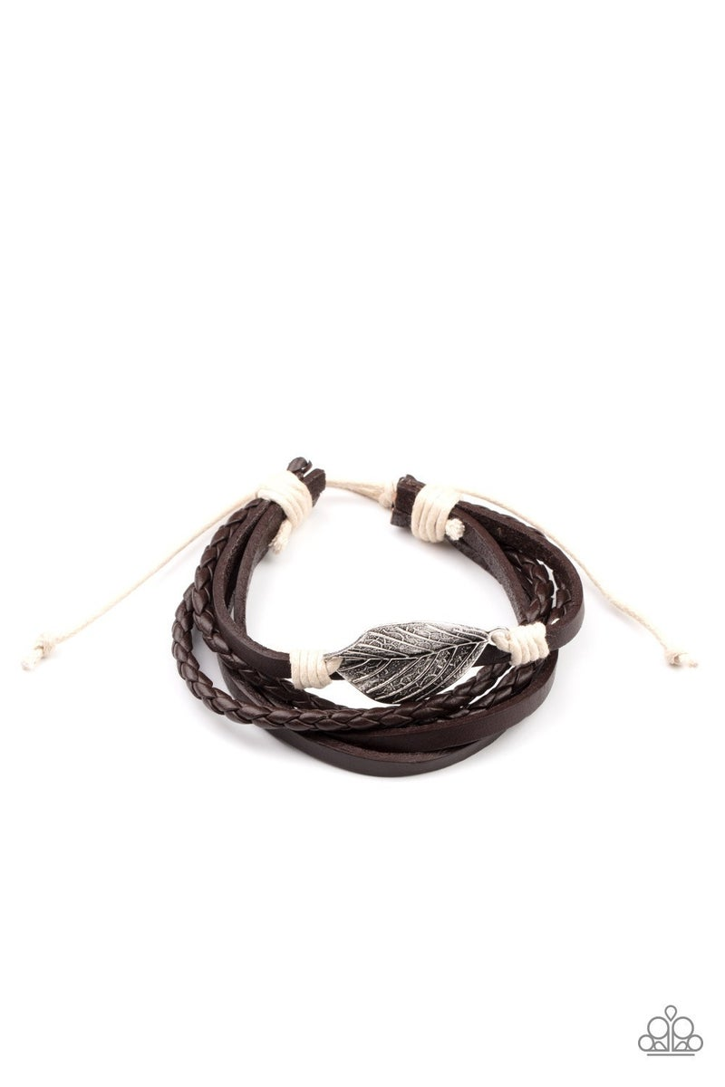 FROND and Center - Brown Urban Bracelet