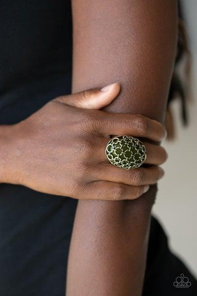 Stellar Scope - Brass Ring