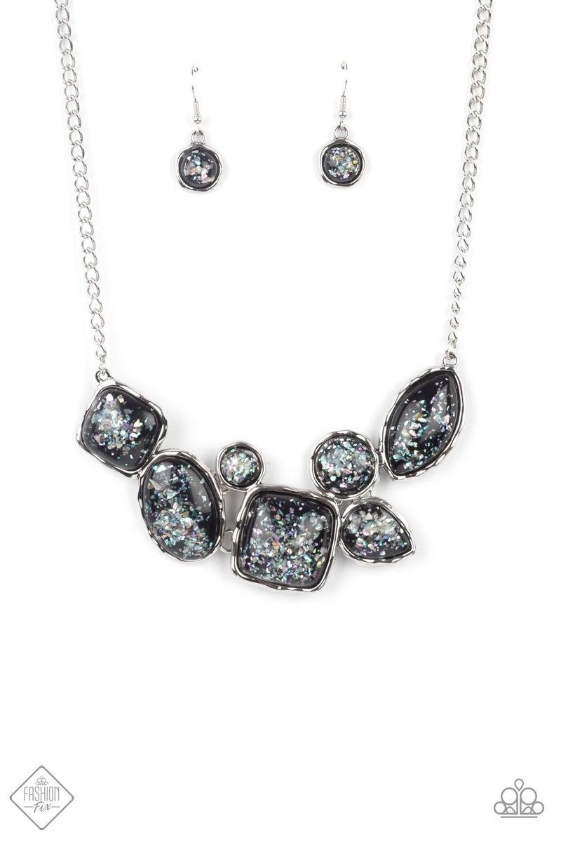 So Jelly - Black Necklace - June 2021 Fashion Fix